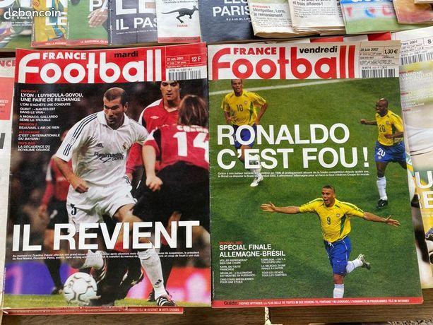 collection france football  950 Épernay (51)