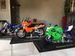 Collection les grandes motos