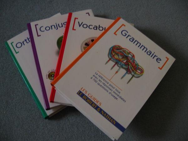 Collection de guides grammaire - conjugaison  15 Angoulême (16)