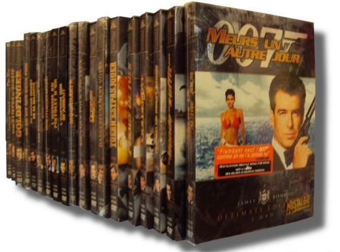 Collection James Bond, Ultimate Edition, 2006
