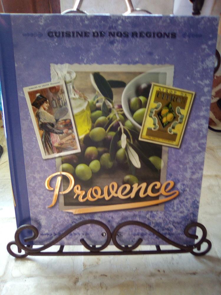 Collection livres cuisine des Régions de FRANCE 8 Vénissieux (69)