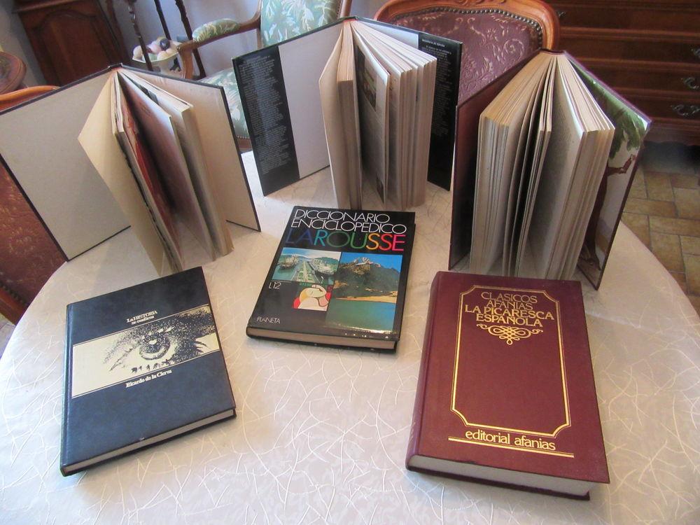 collection livres en Espagnol 55 Nouan-le-Fuzelier (41)