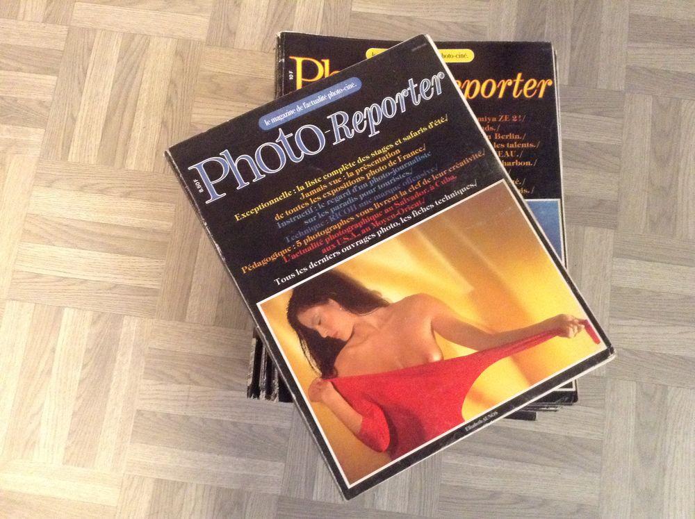Collection magazine PHOTO-REPORTER 10 Niort (79)