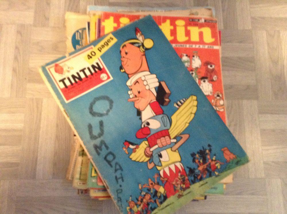 Collection magazine TINTIN 0 Niort (79)