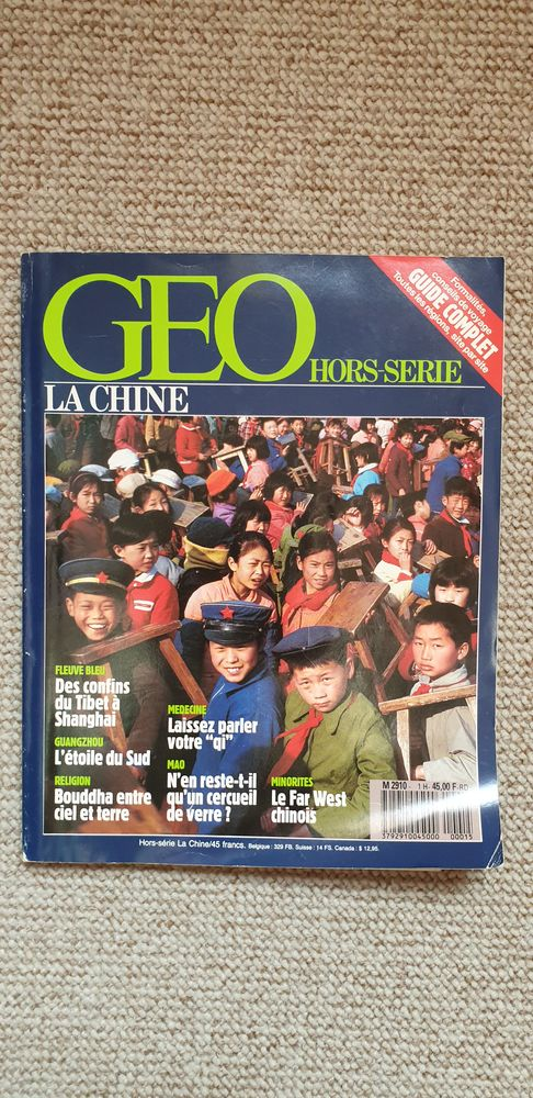 Collection GEO magazines 0 Gaillac (81)