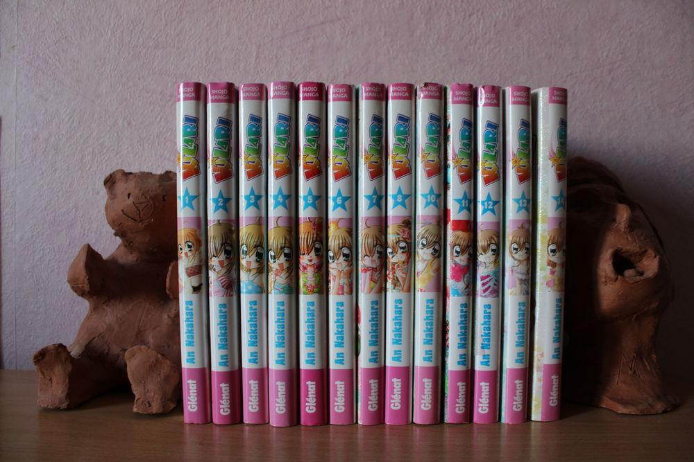 collection manga Kilari du N° 1 au N° 14 20 Mantes-la-Jolie (78)