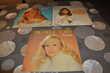 Collection Michelle Torr, trois albums vinyles  Perreuil (71)