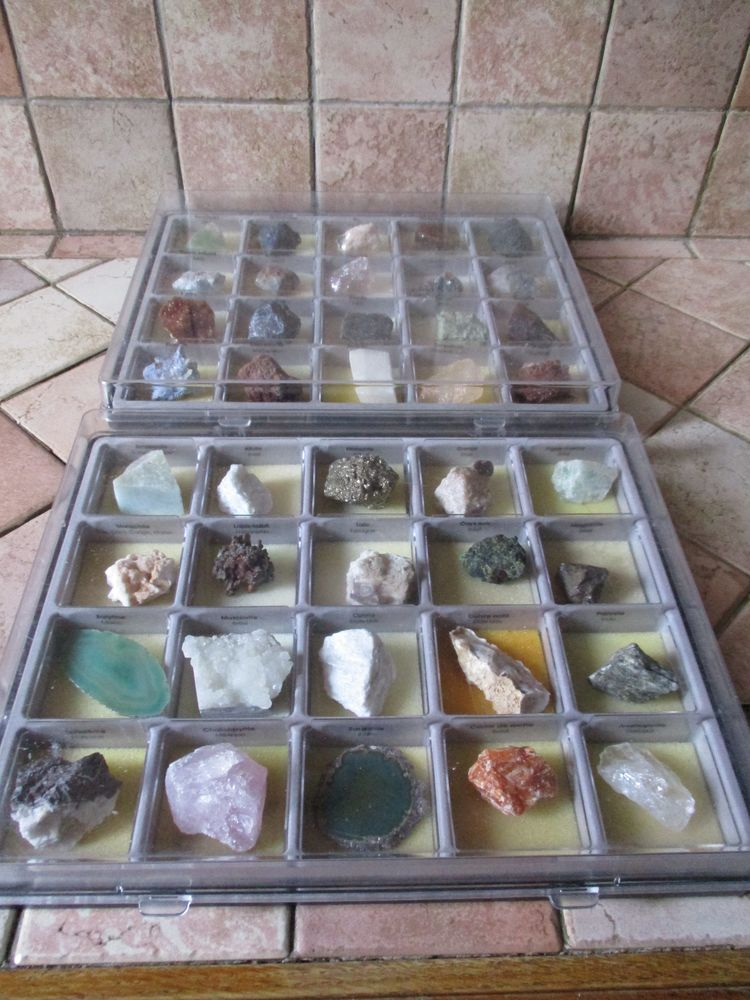 COLLECTION MINERAUX 160 Pamiers (09)