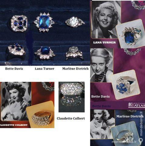 Collection originale : Bijoux de stars Bijoux et montres
