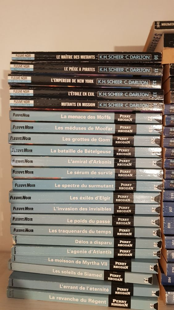 Collection Perry Rhodan 4 Neufmoutiers-en-Brie (77)