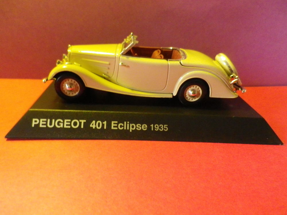 Collection - PEUGEOT - 1/43 - 12 Troyes (10)