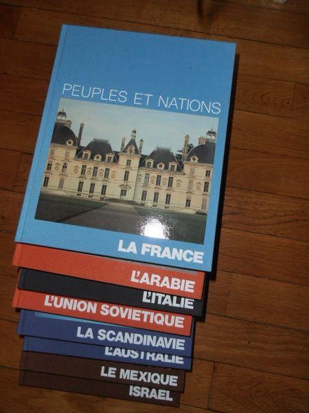 Collection Peuples et nations Time Life 30 Brive-la-Gaillarde (19)
