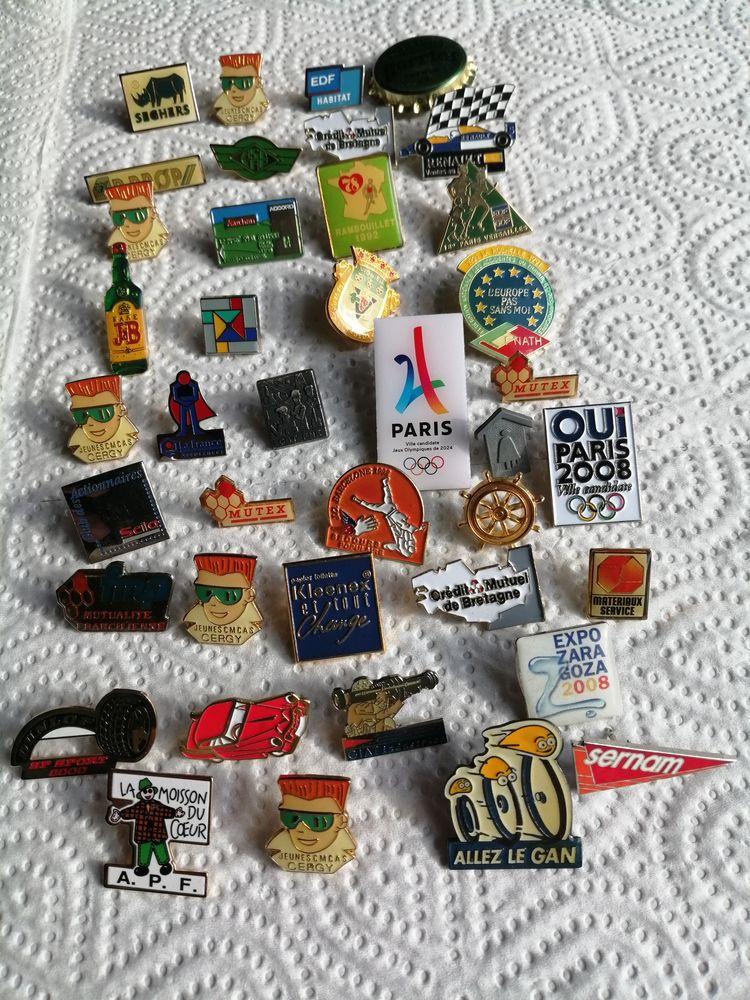 collection c73 pins 40 unités 20€ 20 Plaisir (78)