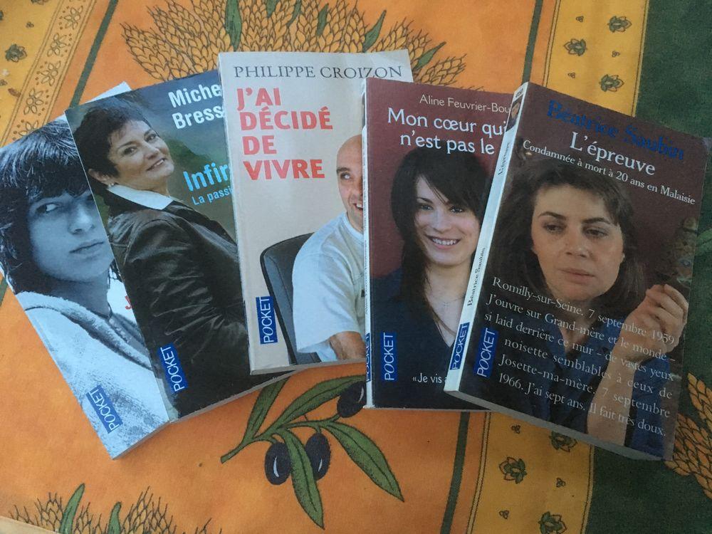 collection POCKET  Livres TEMOIGNAGE 2 Saint-Genis-Laval (69)