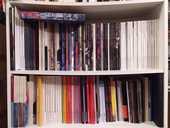 Collection de programmes de l'Opéra Bastille de paris.  0 Paris 14 (75)