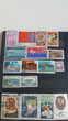 Collection RARE de 231 timbres de la Poste (PL, DE, FR, ES)