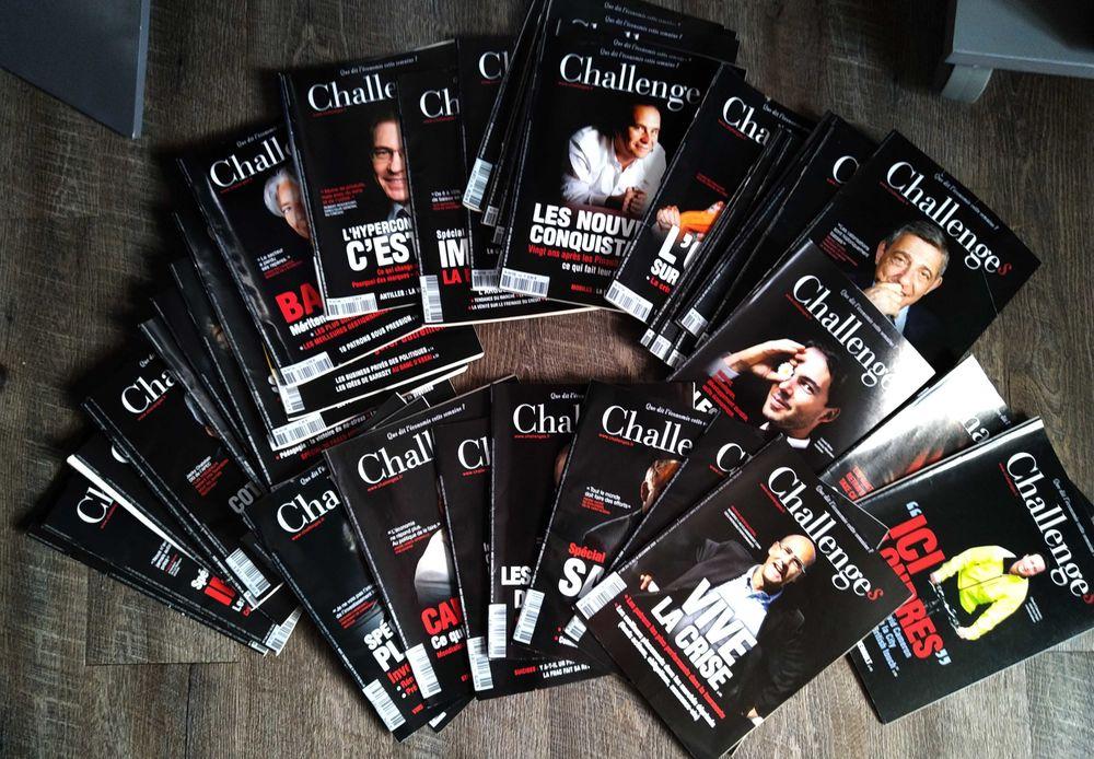 Collection revues Challenges 10 Belfort (90)