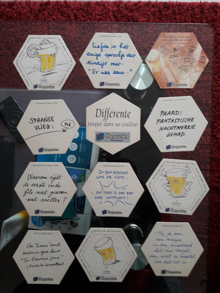 collection sous bock bières coca et whisky 0 Calais (62)