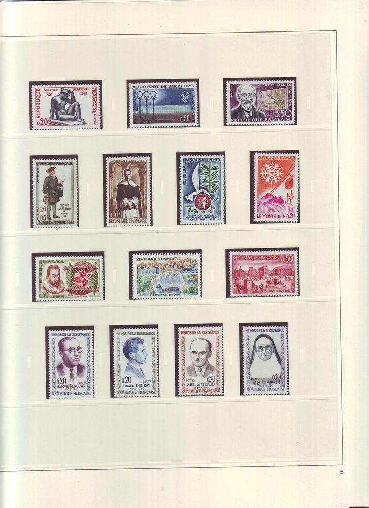 Collection timbres 1938 à 70 1 Mimizan (40)