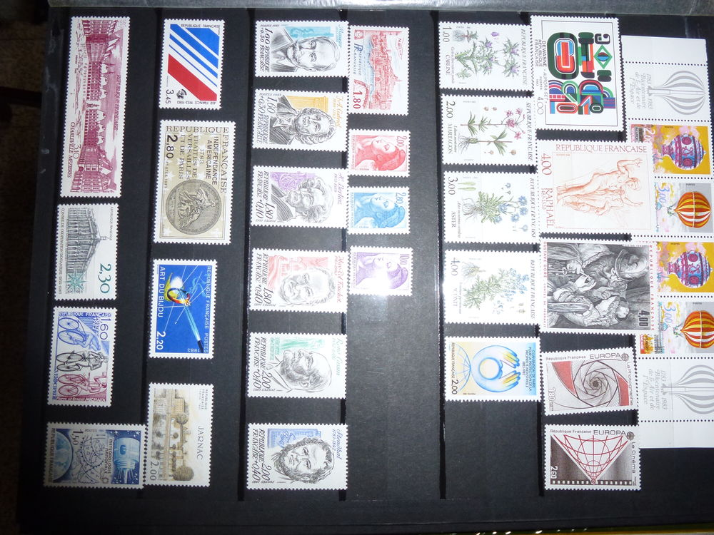 Collection de timbres neufs 170 Dunkerque (59)