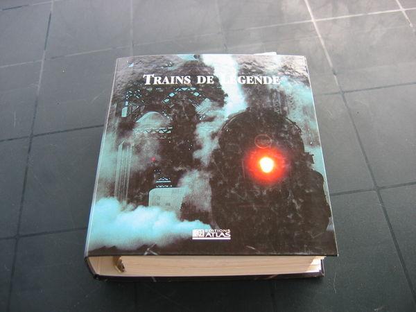 Collection  Trains de Légende  60 Le Vernois (39)