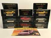 Collection 8 voiture miniature Shell 0 Toulouse (31)