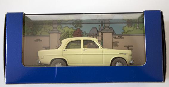 Collection voiture Tintin  Alfa Romeo  12 Rosny-sous-Bois (93)