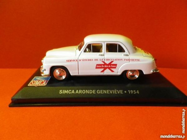 Collection Voiture 1/43 - 12 Troyes (10)