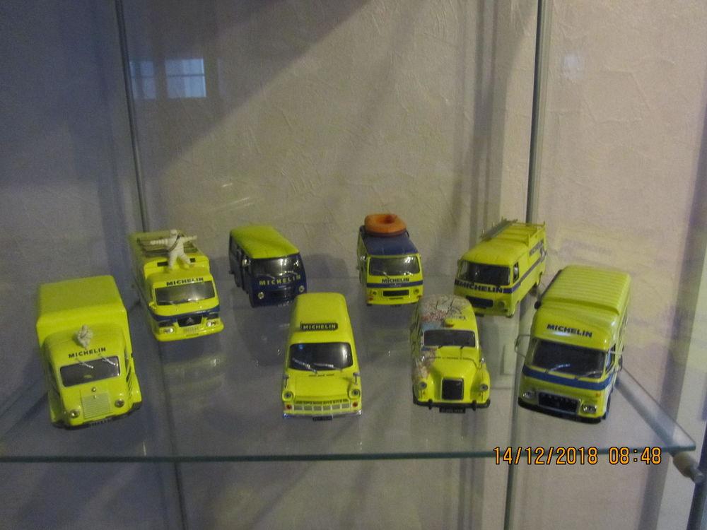 Collection de voitures miniature MICHELIN 220 Bouville (28)