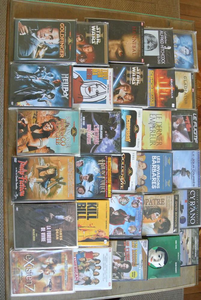 Collection de DVD  : Western, SF, Guerre, Aventure ... 3 Vandœuvre-lès-Nancy (54)