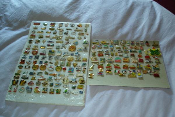 Collection de pin's 0 Espaly-Saint-Marcel (43)