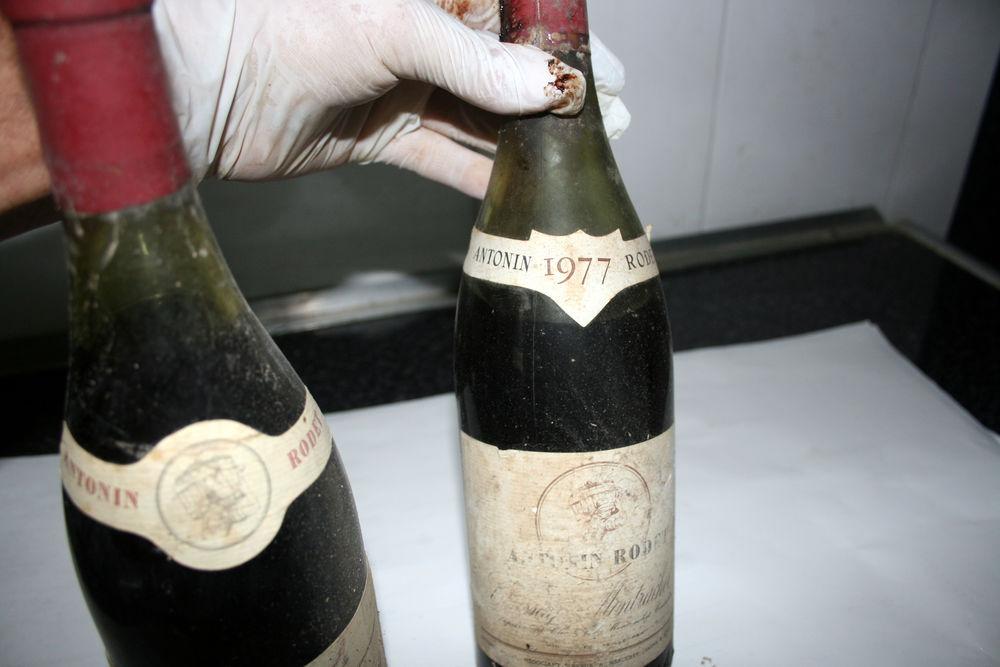 vin  de collection 120 Rancé (01)