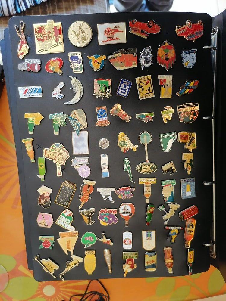 collection de pin's 150 Ozoir-la-Ferrière (77)