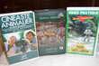 Collectionneur cède VHS-DVD (chasse, pêche, animaux) DVD et blu-ray
