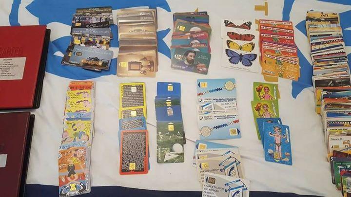 Collecton de 341 cartes téléphonique 200 Saint-Prix (95)