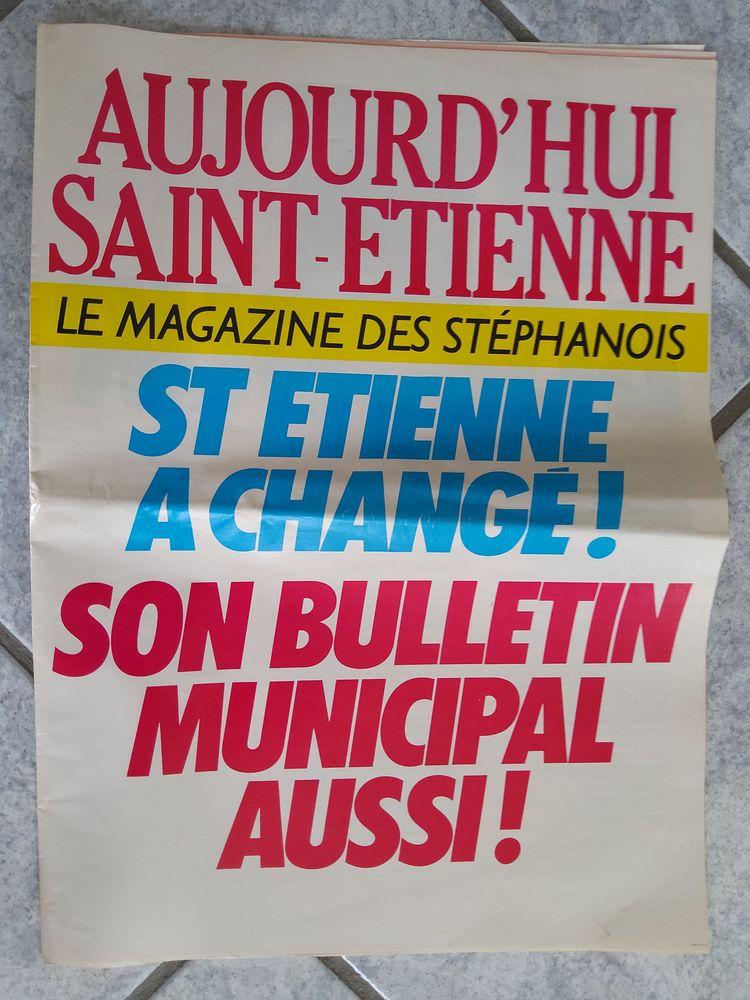 Collector AUJOURD'HUI SAINT-ETIENNE 3 Saint-Bonnet-les-Oules (42)