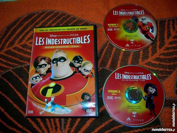 2 DVD COLLECTOR LES INDESTRUCTIBLES - WALT DISNEY 9 Nantes (44)