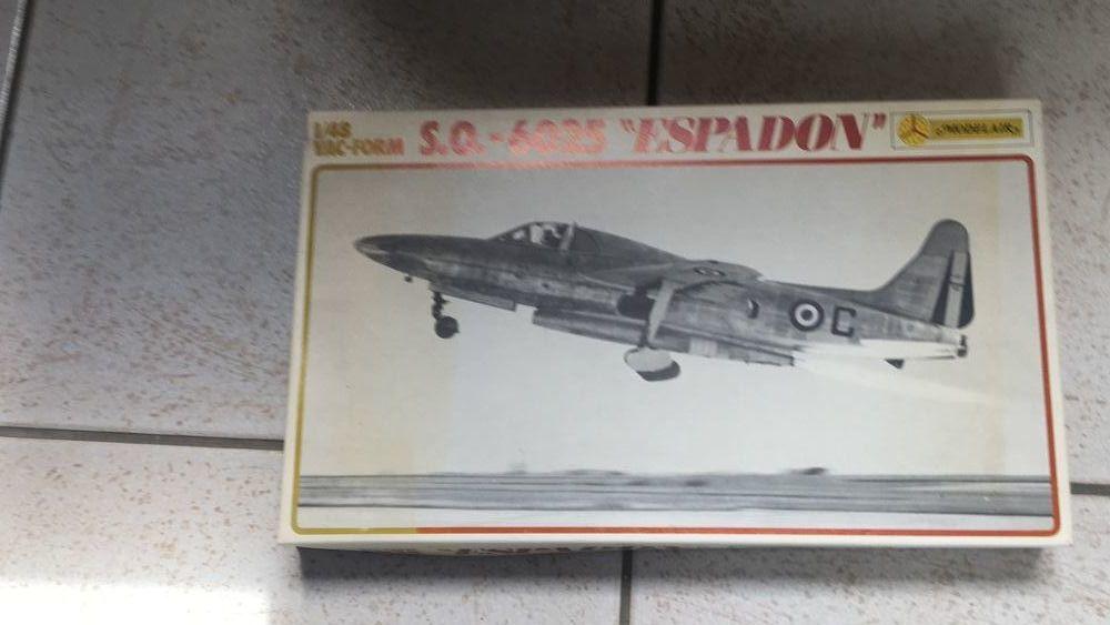 collector maquette en thermoforme de l'espadon introuvable 200 Taverny (95)