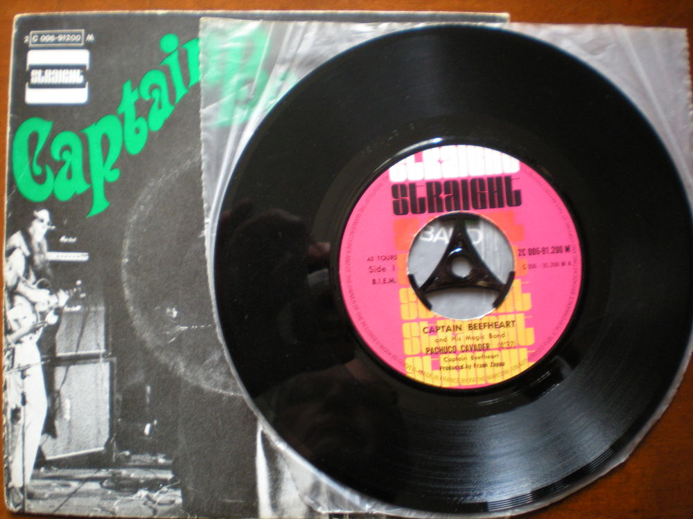 45T collector rarissime 395 Eaubonne (95)