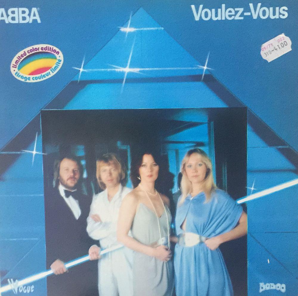 Collector, 33 tours Abba  Voulez-vous    12 Guyancourt (78)