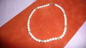 Collier fantaisie ras de cou avec perles et strass 7 Poitiers (86)