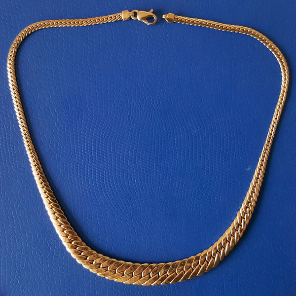 collier or femme occasion