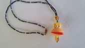 Collier pendentif avec personnage Quickos 15 Limoges (87)