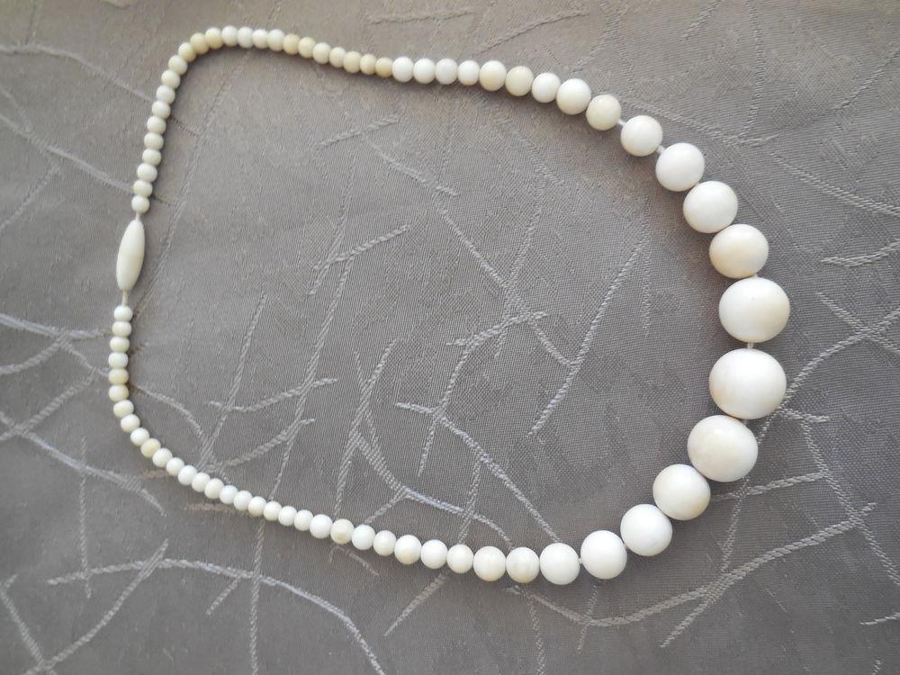 collier perle ivoire 0 Hyères (83)