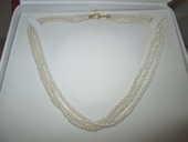 Collier petites perles de culture. 1000 Beauvais (60)