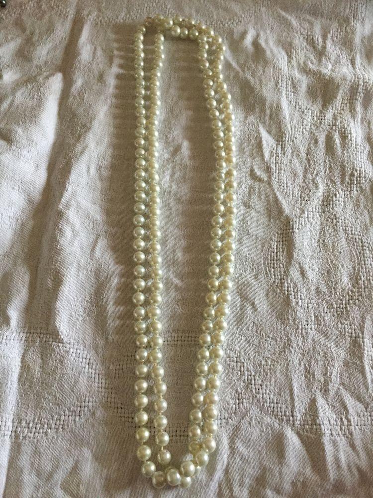 Collier sautoir en perles  20 Nîmes (30)