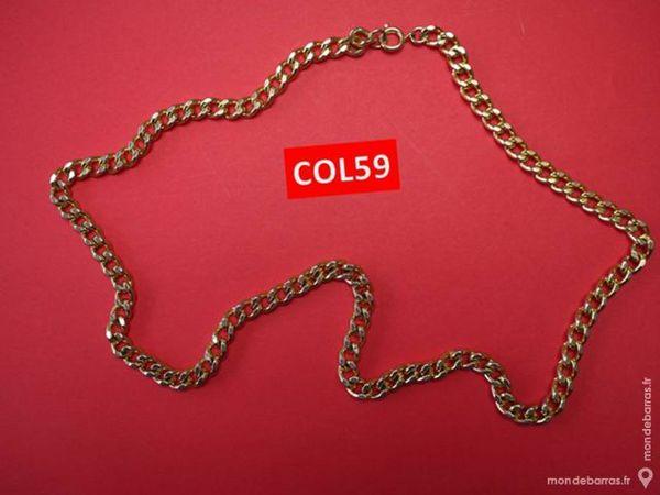Collier de type MAILLONS DORES - L2 Bijoux et montres