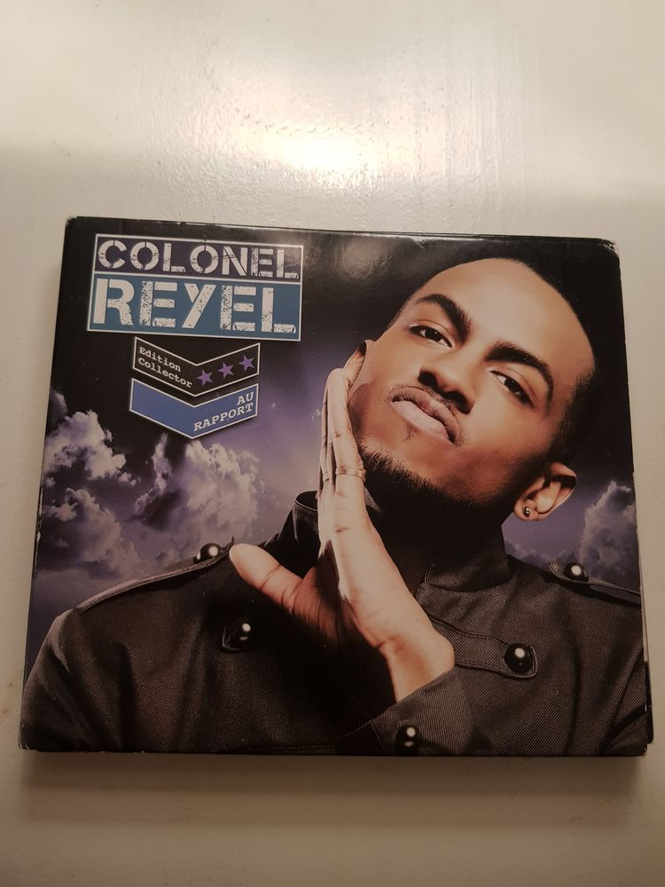 COLONEL REYEL AU RAPPORT Edition Collector CD+DVD 2 Mulhouse (68)