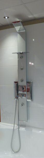 colonne de douche neuve