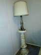 Colonne + lampe Saint-Pierre-la-Noaille (42)
